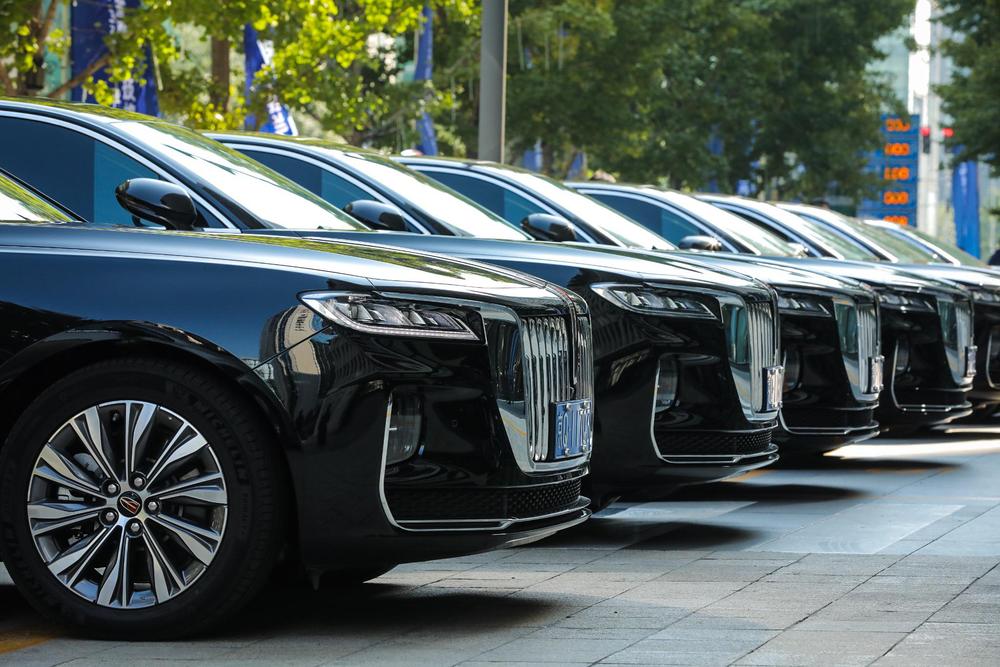 新红旗乘势而上助力民族汽车品牌崛起